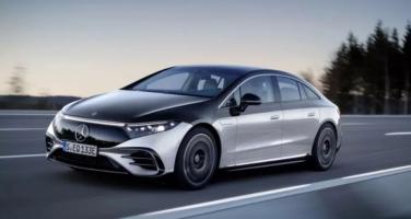 梅赛德斯-奔驰EQS推动电动汽车技术进入快速发展阶段