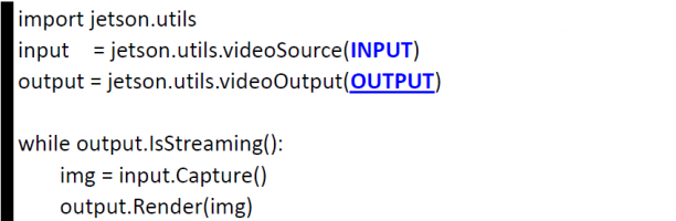 Jetson Nano 2GB 系列文章(19):Utils 的 videoOutput 工具