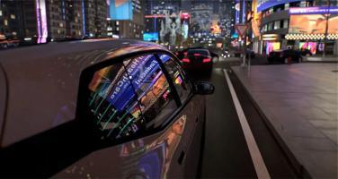 NVIDIA RTX让夜晚场景变得灯火阑珊