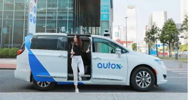 AutoX推出搭载NVIDIA DRIVE全无人驾驶系统