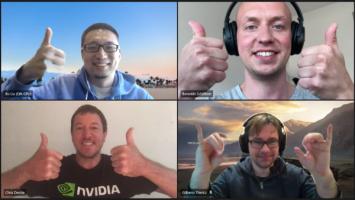 NVIDIA推荐系统团队三连胜的获胜秘诀:想你所想