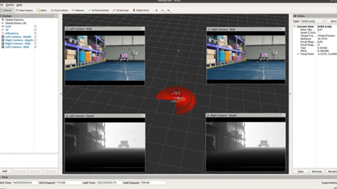 "NVIDIA Isaac机器人模拟引擎在Omniverse上的""首秀"""